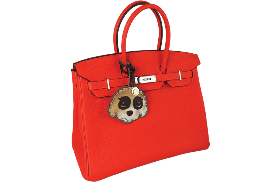CAVACHON ® Bag Charm Gold